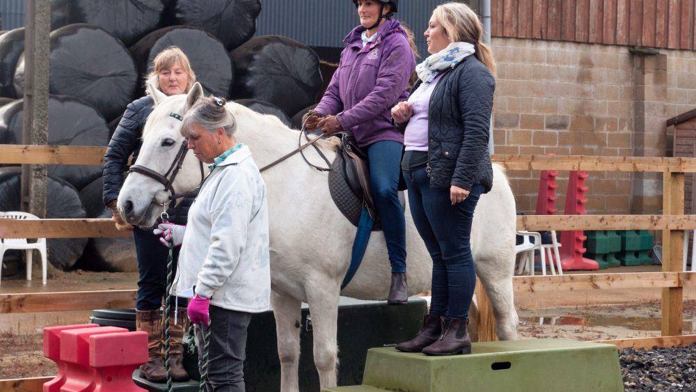 Worstead and District Riding for The Disabled Association